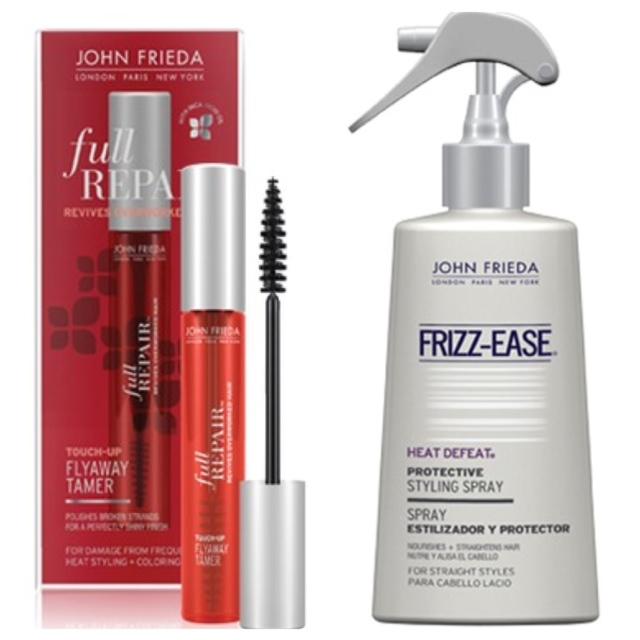 Beauty Girl Musings: Hair Therapy: John Frieda Giveaway