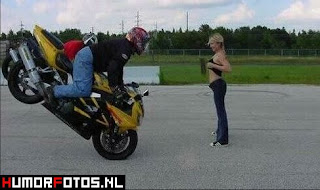 Smešne Slike: motociklista 3