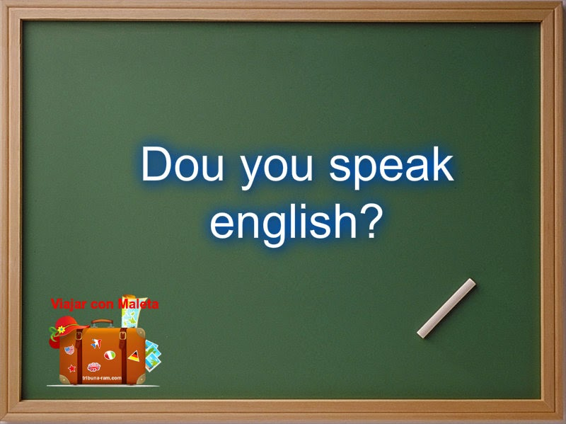 Dou you speak english?