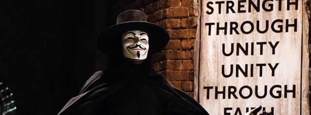V for Vendetta Resimleri