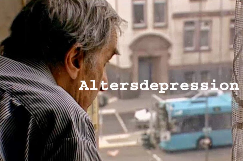 Altersdepression