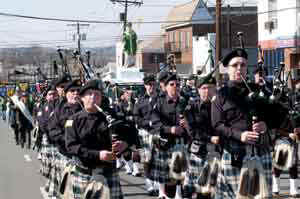 The Union County Police and Fire Pipes and Drums
