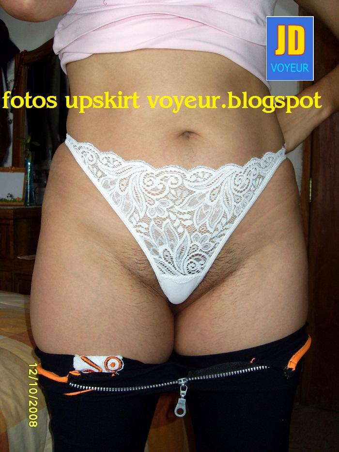 foto casera mujer madura: