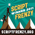Script Frenzy = Won