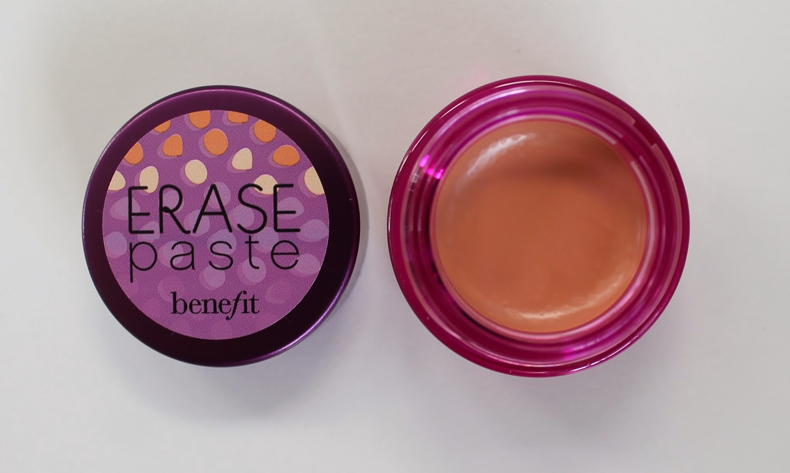 Erase Paste Benefit