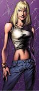 Do szkoły naszego bohatera przyłącza niejaka Gwen Stacynieokiełznana, .