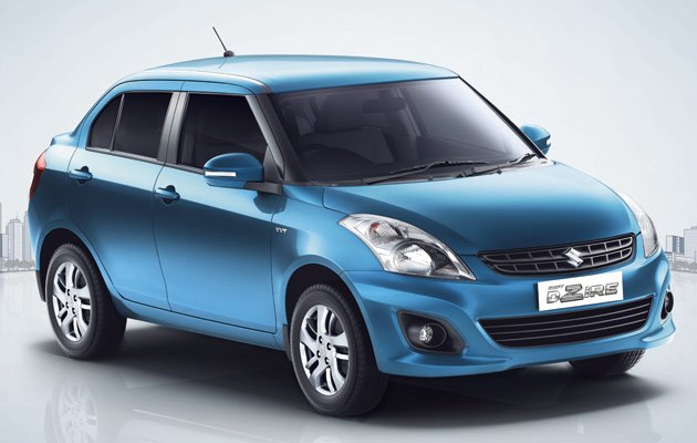 maruti suzuki new swift dzire launched auto motoring. Black Bedroom Furniture Sets. Home Design Ideas