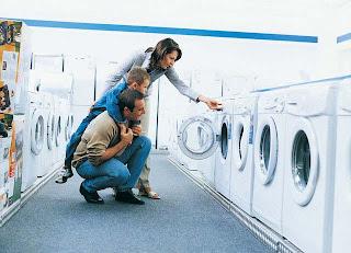memilih mesin cuci hemat energi