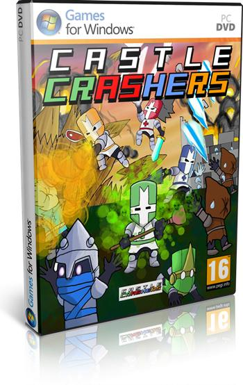 Castle Crashers 2.5 PC Full Español