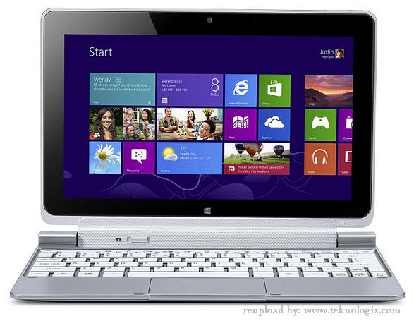 Acer Iconia W511 - www.teknologiz.com