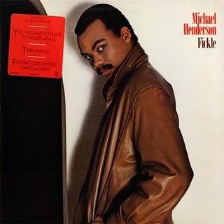 Michael Henderson - Fickle (Funk)