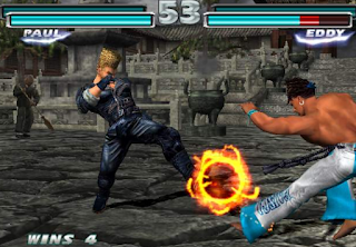 Gratis Game Tekken Tag Tournament