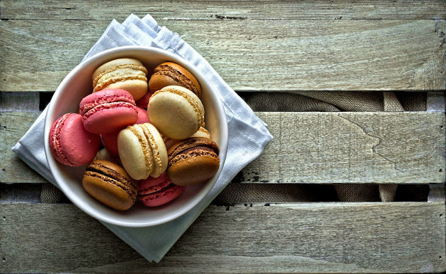 simple,macaroons,recipe,homemade
