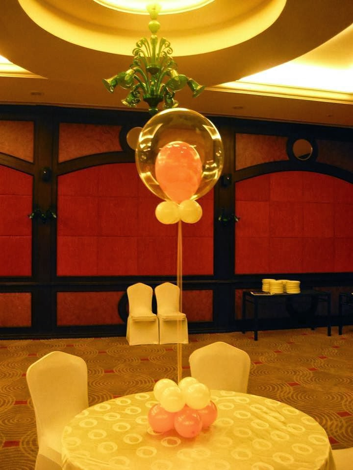 Balloon decoration training course in india for Balloon decoration courses