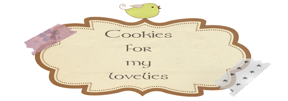 Cookies for my lovelies
