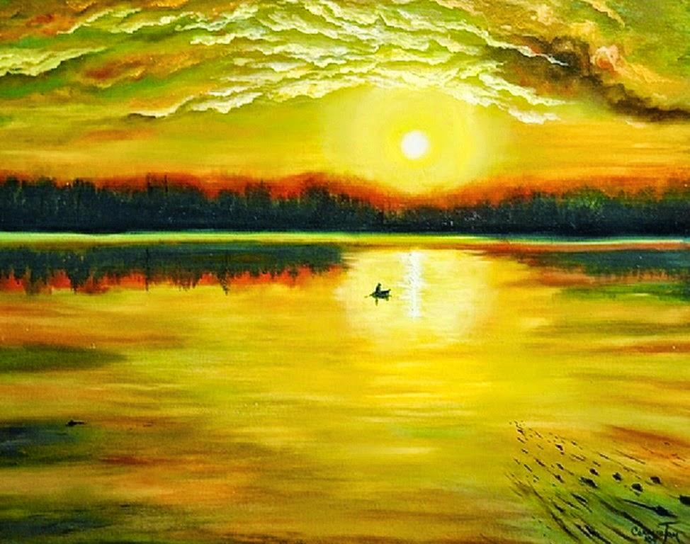 cuadros-decorativos-paisajes-naturales-realistas