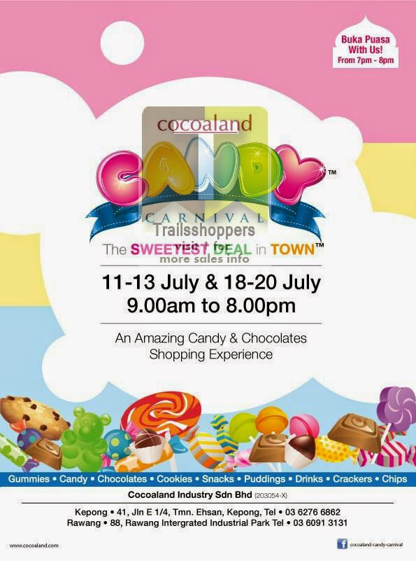 Cocoaland Candy Carnival 2014