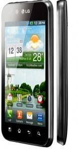 LG Optimus Black Android Phone by LG