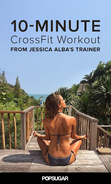 10 Minute Cross Fit Workout