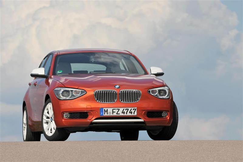 2012 BMW 1-Series Urban Line ~ CAR REPORT