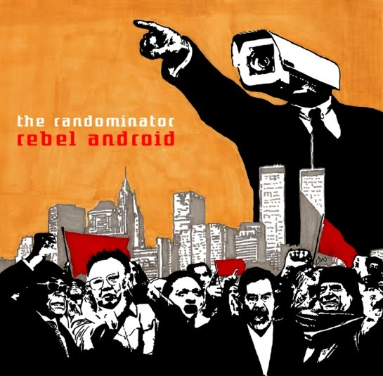 Rebel Android: unsigned alternative rock band from Oslo, Norway played in E106 of ArenaCast