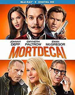 Mortdecai 2015 Hindi Dubbed 300MB BluRay 480p