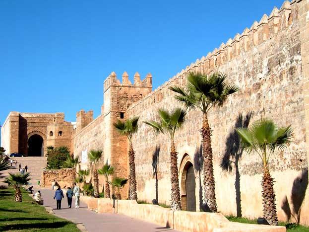 world heritage Rabat Morocco