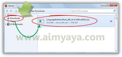 Cara Membuat Tampilan Ms Office 2010 Dalam Bahasa Indonesia