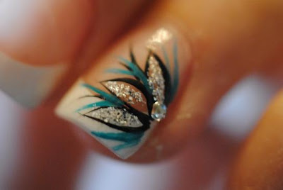 Cute Nail Designs For Acrylic Nails Cute French Tip Nail Designs