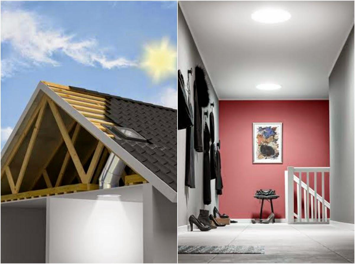 Maquilla tu casa: Las nuevas generaciones de tubos solares. Iluminar ...