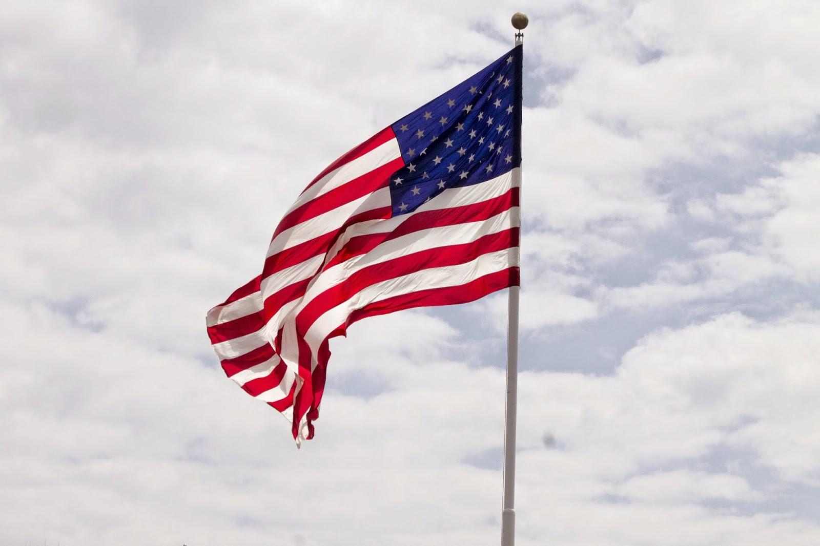 Caroline Weihl Flag