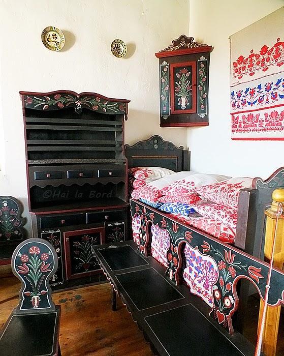 interior casa saseasca castel lazarea
