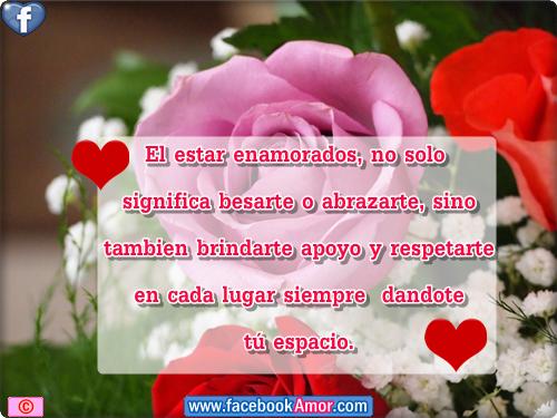 Frases bonitas de amor - Imagenes Bonitas para Facebook Amor y Amistad