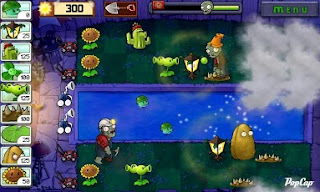 Download Plants vs Zombies APK + Data For Android Games