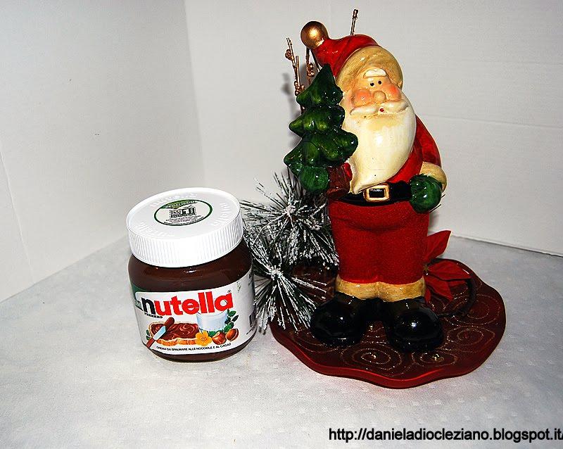 Nutella Frosting For Banana Cake