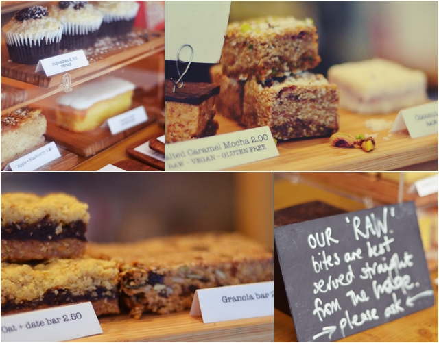 raw vegan gluten free cakes southsea coffee co
