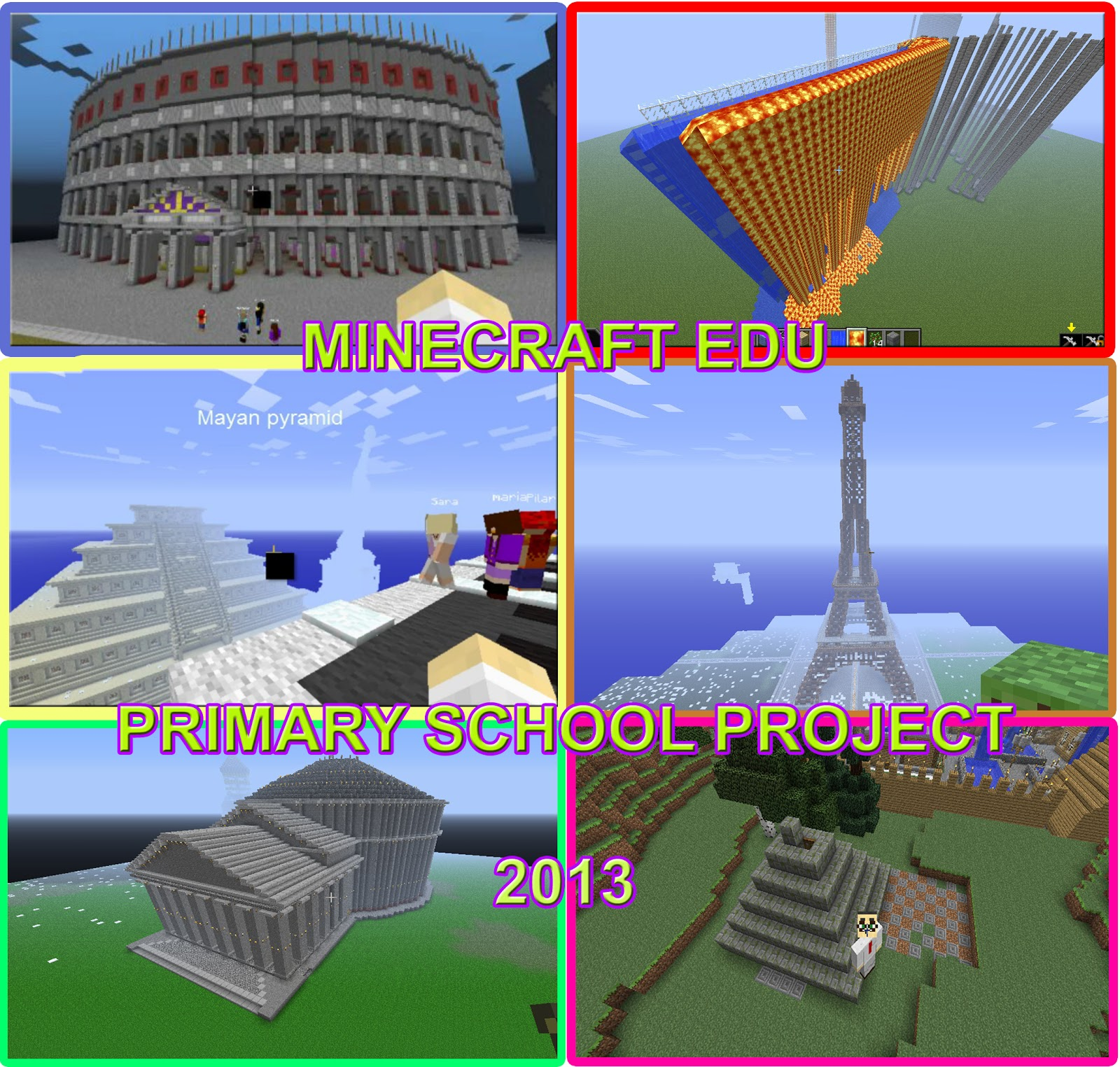 Free website minecraftedu team is Minecraft at School