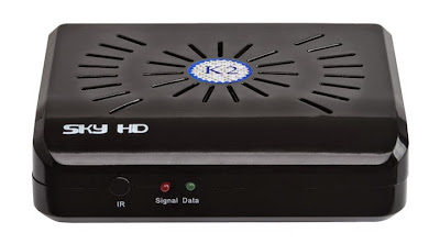 Azclass SKY HD K2, firmware Dxersat