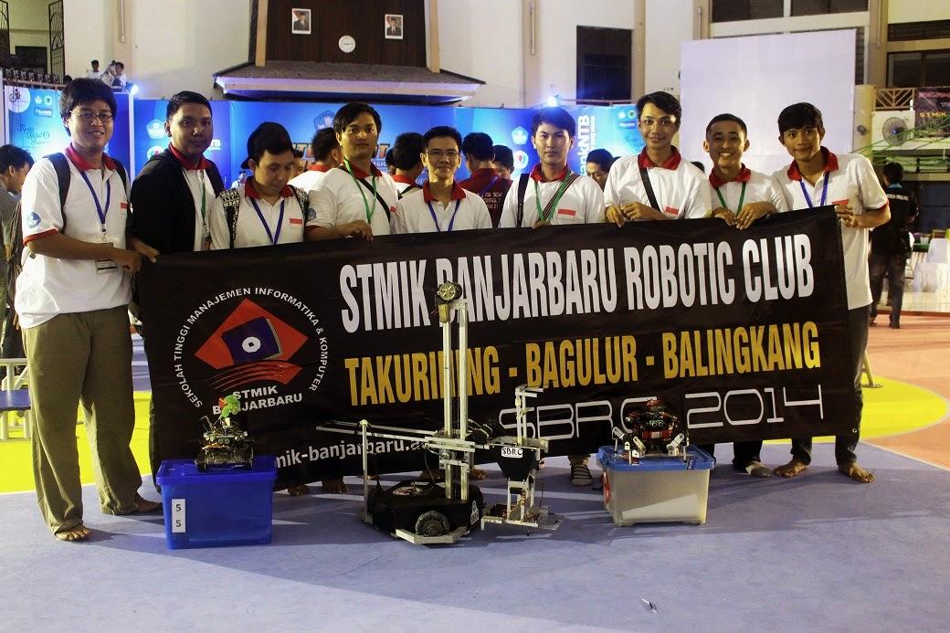 Kontes Robot Indonesia Regional 5 Mataram