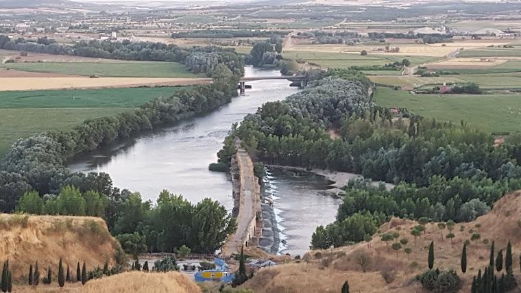 El Duero desde Toro, Zamora