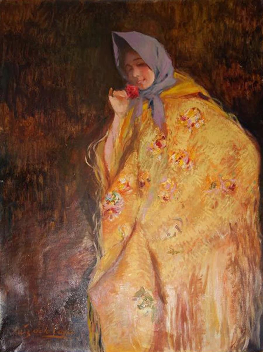 Angel Ruiz de la Casa, Maestros españoles del Retrato