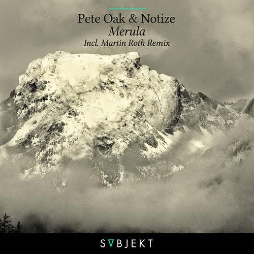 Pete Oak & Notize - Merula EP