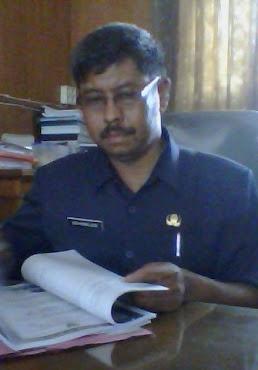 Drs. Dedi Komaludin, Kepala Bidang Pendidikan Menengah Dinas Pendidikan Kabupaten Majalengka