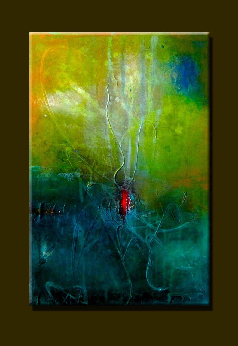 Abstract paintings by dora woodrum abstract painting for Inspirational paintings abstract