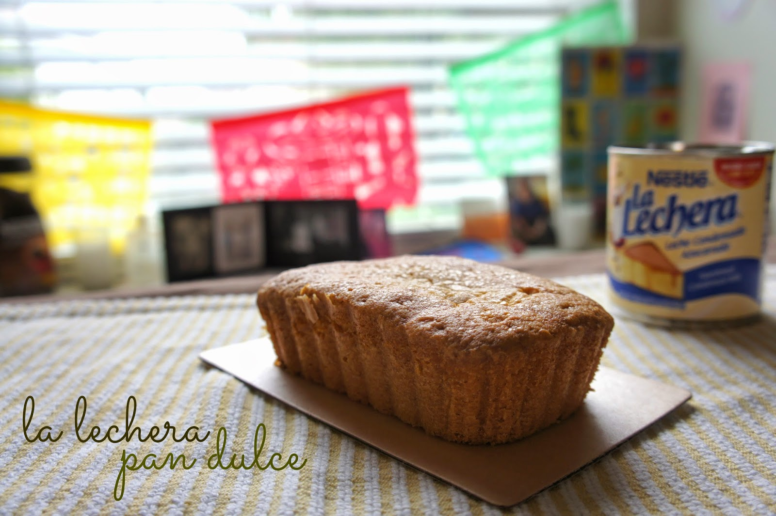 La Lechera Pan Dulce Pound Cake Recipe #NuestroSabor #shop