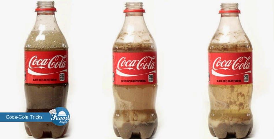coca cola tricks you need to see to believe th3 food. Black Bedroom Furniture Sets. Home Design Ideas