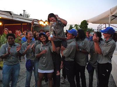Nazionale Italiana Cricket Femminile 2013