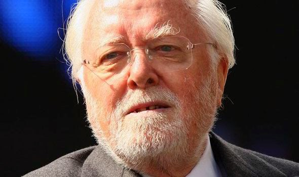 Chatter Busy: Richard Attenborough Dead At 90