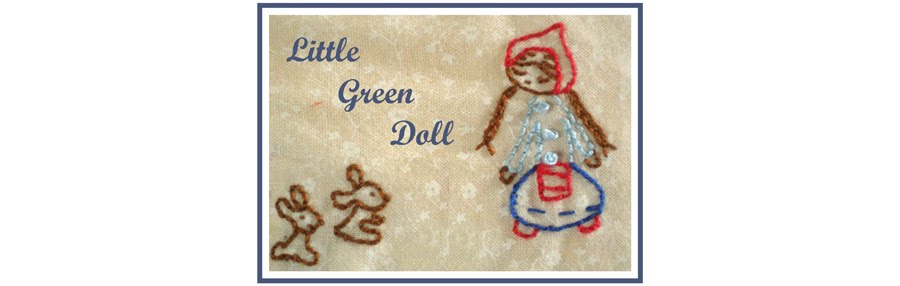Little Green Doll