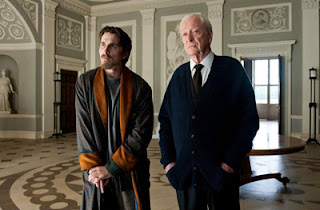 Christian Bale y Michael Caine